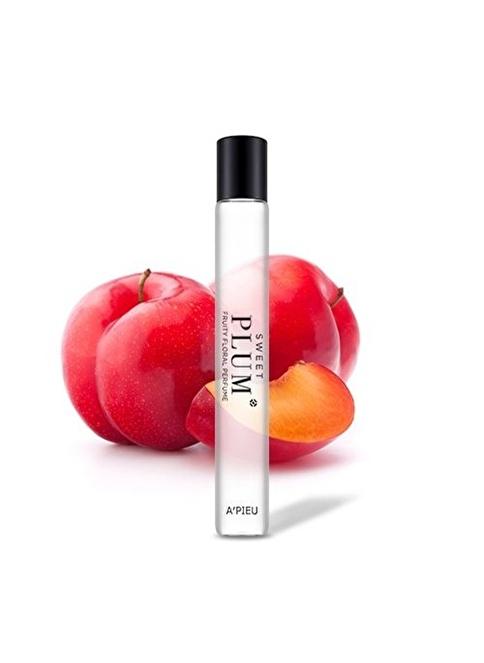 Missha A'Pıeu My Handy Roll-On Perfume (Plum) Renksiz